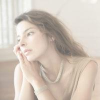 Pascale Lion - Les bijoux oooo - collier court - Collection D - DO