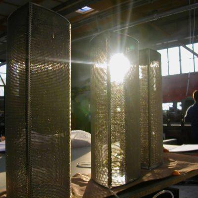 Pascale Lion - Lampes TA atelier
